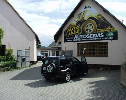 Servis - Land Rover