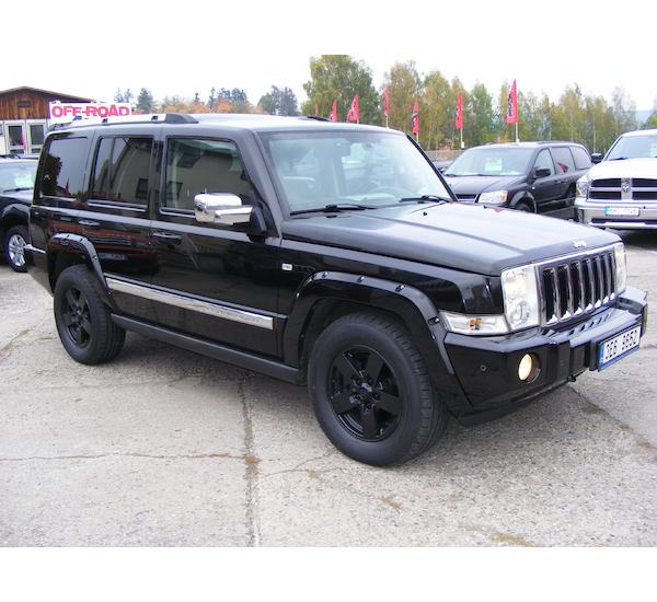 jeep commander 3 0 crd limited dvd serviska. Black Bedroom Furniture Sets. Home Design Ideas