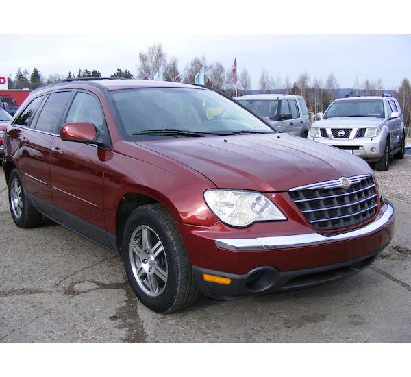 Chrysler Pacifica 4,0 L , 4 X 4 , LPG, 6 Míst