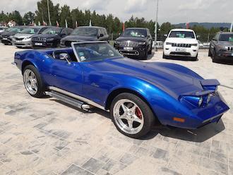 Corvette 5,7V8 Kabrio + TARGA