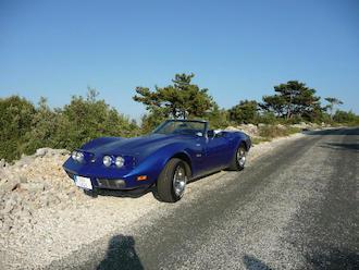 Corvette 5,7V8 Kabrio+HardTop