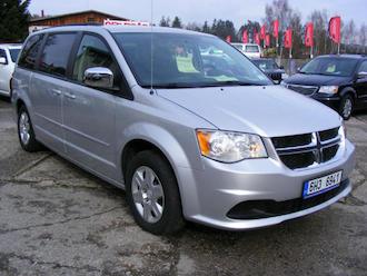 Grand Caravan 3,6 L, STOWN GO, E85