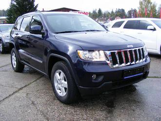 Grand Cherokee 3,6 V6 Laredo, ZADÁNO