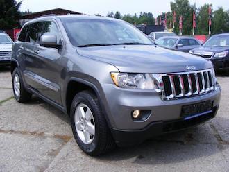 Grand Cherokee 3,6 V6 4x4, kůže, ETHANOL