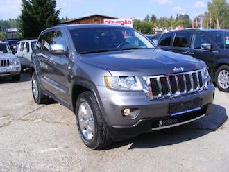 Grand Cherokee 3,6 V6 4x4, kůže, ZADÁNO