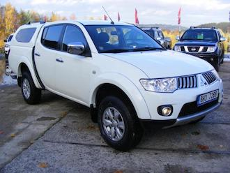 L200 2,5 DiD 4x4, Facelift,  ZADÁNO