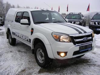 Ranger 2,5 TDCi 4x4, Hrard Top,ZADÁNO