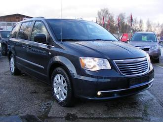 Town & Country 3,6 L Stown & Go,DPH, ZADÁNO