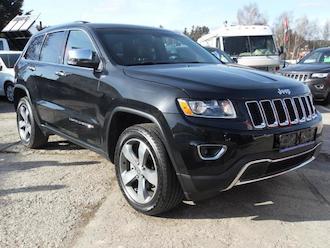 Grand Cherokee 3,6V6 Limited,4x4 ZADÁNO