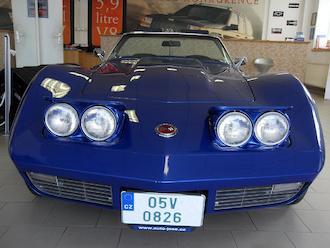 Ostatní Corvette 5,7 V8 Kabriolet