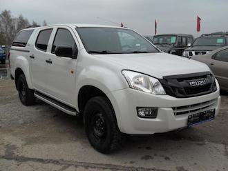 D-Max 2,5 TDI  Hard Top