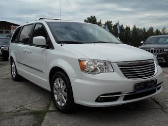 Town & Country 3,6 L Stown & Go, ECON, ZADÁNO