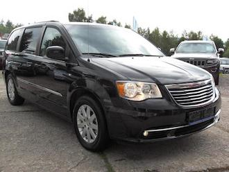 Town & Country 3,6 L Stown & Go, ECON,ZADÁNO