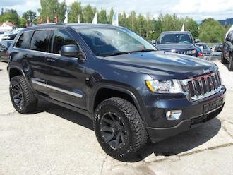 Grand Cherokee 3.6 CUSTOM FF Sets, ZADÁNO