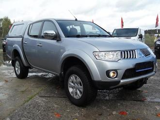 L200 2,5 DiD 4x4, Facelift,serviska