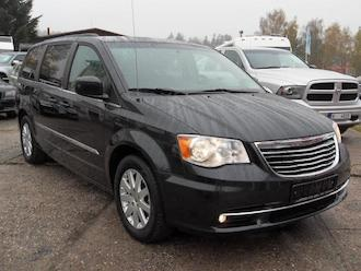 Town & Country 3,6 L Stown & Go, ZADÁNO