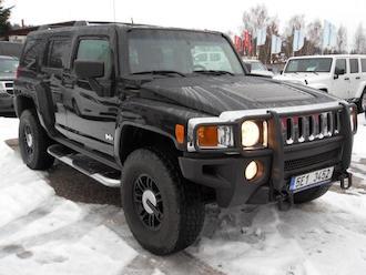 H3 3,5L V6, manuál, ZADÁNO