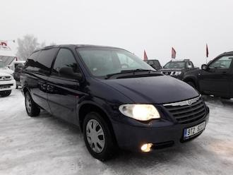 Grand Voyager 3,3 L Stown Go , ZADÁNO