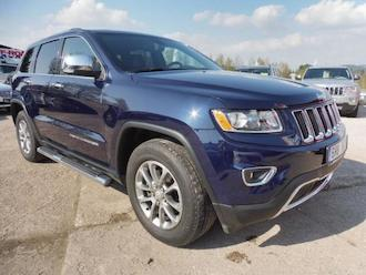 Grand Cherokee 3,6L V6 Limited, kůže, ZADÁNO