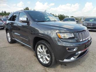 Grand Cherokee 5,7 V8 HEMI, SUMMIT, ZADÁNO