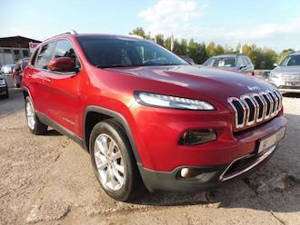 Cherokee 3,2 V6 Limited 4x4,kame,ZADÁNO