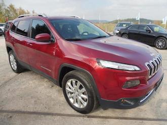 Cherokee 3,2 V6 4x4 LIMITED, ZADÁNO