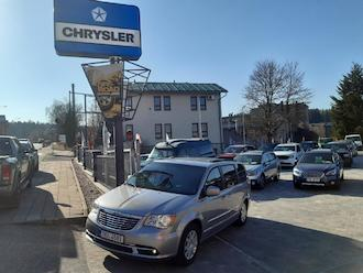 Town & Country 3,6 L Stown&Go, ZADÁNO