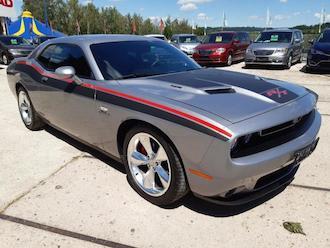 Challenger 5,7 V8 HEMI RT, kůže, ZADÁNO