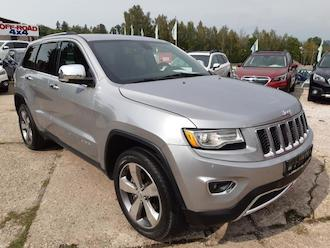 Grand Cherokee 3,6L V6,4x4,Limited,TOP VÝBAVA