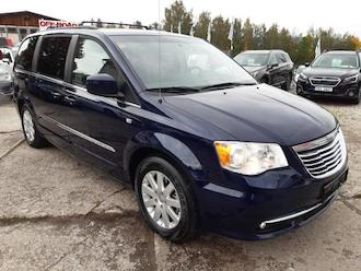Town & Country 3,6 L Stown & Go, ECON, DPH