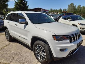 Grand Cherokee 5,7 V8 HEMI, Limited, NAVI, CZ