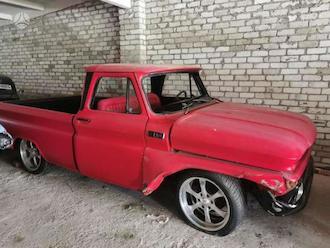 S10 5,7L Pick Up 1966