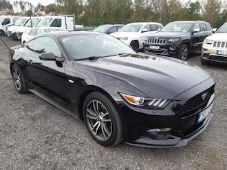 Mustang 2,3L,start DO,K&N filtr ZADÁNO
