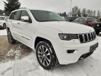 Grand Cherokee 3,6L V OWERLAND Facelift