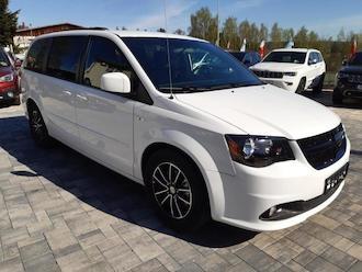 Grand Caravan GT3,6L,Stown & Go,7míst,ZADÁNO