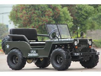 Cherokee JEEP 125 ccm dětský