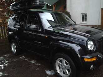 Cherokee 3,7i V6 Limited Edition