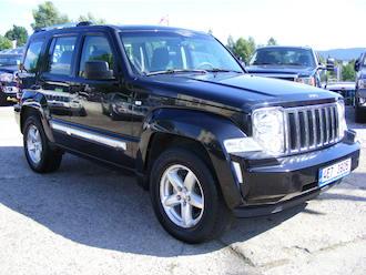 Cherokee 2,8 L CRD, nové rozvody,servis