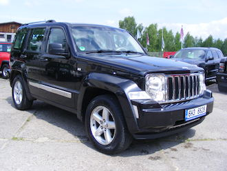 Cherokee 2,8 CRD 4 x 4 , LIMITED