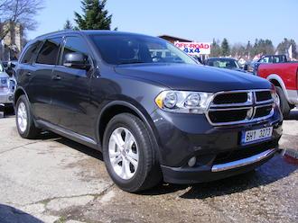 Durango 3,6 V6 AWD SXT, LPG, DPH