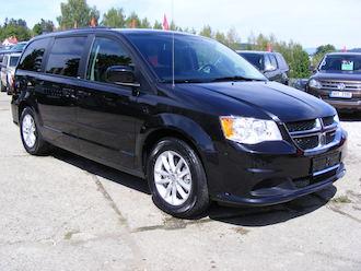 Grand Caravan 3,6 L TOWN & COUNTRY, E85