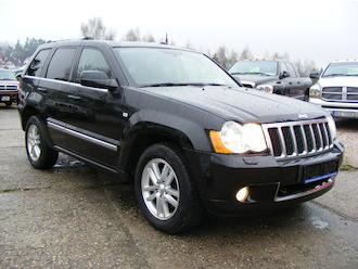 Grand Cherokee 3,0CRD,Overland, facelift,DPH