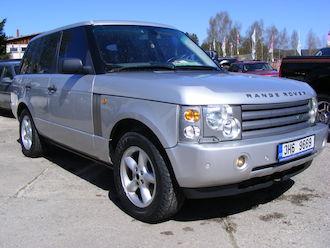 Range Rover 3,0 TD6, serviska, po GO