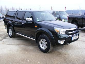 Ranger 2,5 TDCi  AWD , serviska, DPH