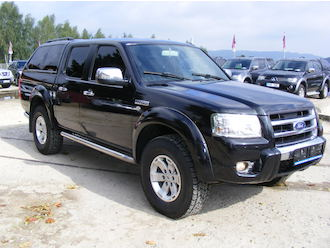 Ranger 3,0 TDCi AWD Limited, automat