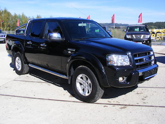 Ranger 3,0 TDCi  Limited 4 x 4