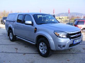 Ranger 2,5 TDCi, 4 x 4,Facelift, DPH