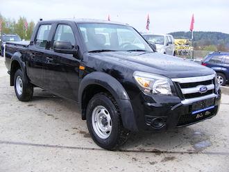 Ranger 2,5TDCi 4x4 Facelift, uzávěrka