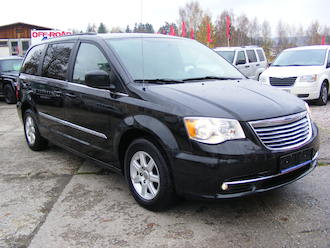 Town & Country 3,6 L Stown & Go, ECON, E85