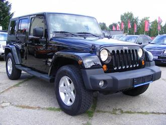 Wrangler 2,8 CRD 4 x 4  UNLIMITED